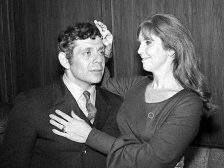 how did jerry stiller and anne meara meet