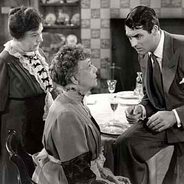 arsenic and old lace character analysis