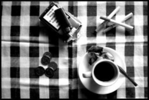 Coffee and Cigarettes (2003) by Jim Jarmusch - Unsung Films