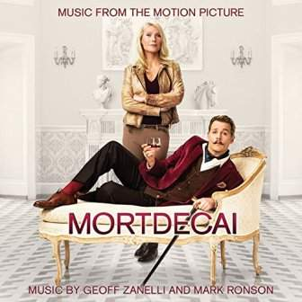 Mortdecai: The Soundtrack